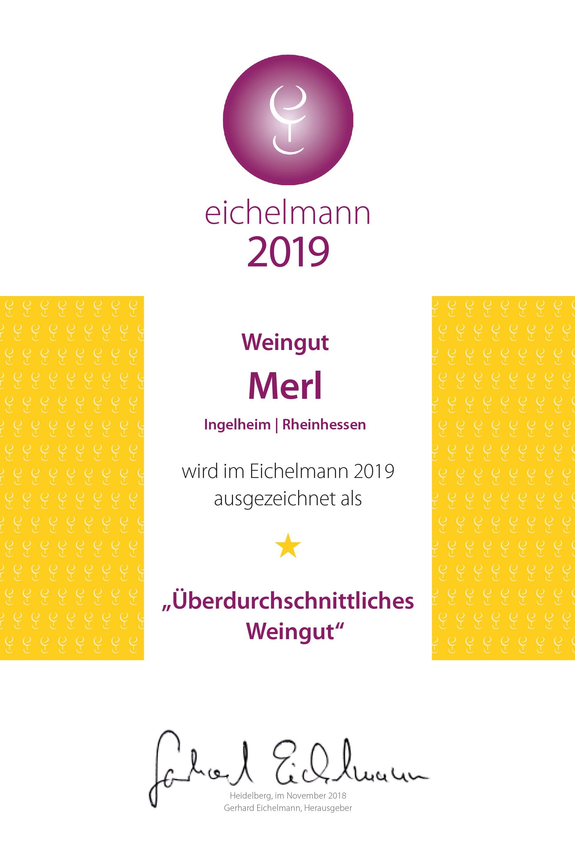 Eichelmann 2019