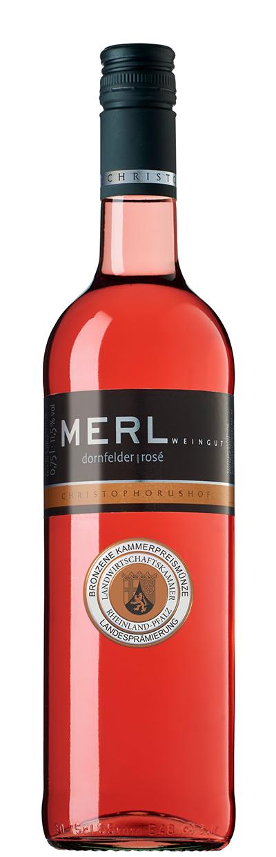 Dornfelder Rose BRONZE